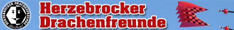 Die Herzebrocker Drachenfreunde mit Drachenbauplänen, Drachenbildern, Clubaktivitäten, Forum.
